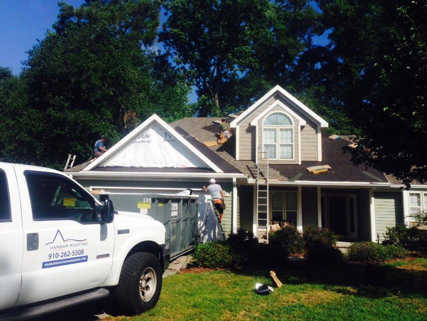 Roofing Photos And Video Wilmington Nc Roofing And