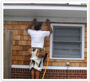 Wilmington NC siding contractor