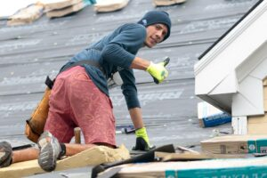 approved roofing services