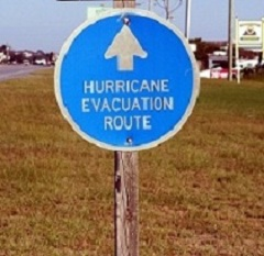 hurricane-evacuate-route