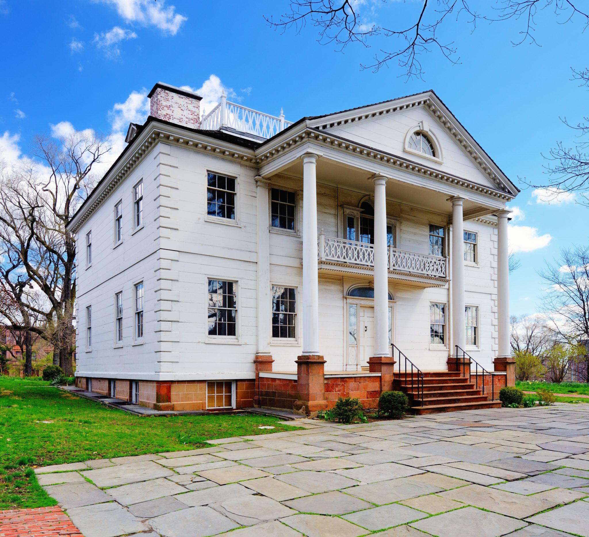 Leave Historical Roof Restoration To The Pros Wilmington