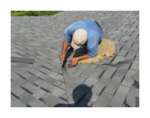 competent roofer