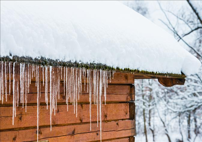 How Snow Ice And Hail Can Damage Your Roof